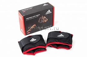 Утяжелители Adjustable Ankle Weights Adidas для ног 2 кг от магазина РиниСпорт