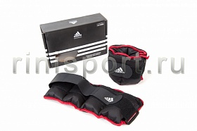 """Adjustable Ankle Weights"" Adidas для ног 4 кг от магазина РиниСпорт"